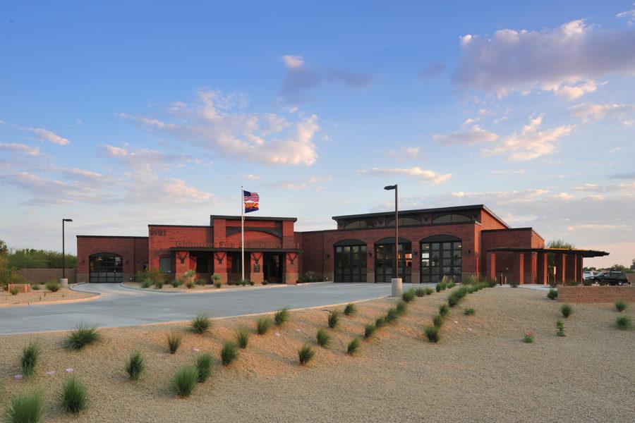 Chandler Fire Station No. 281