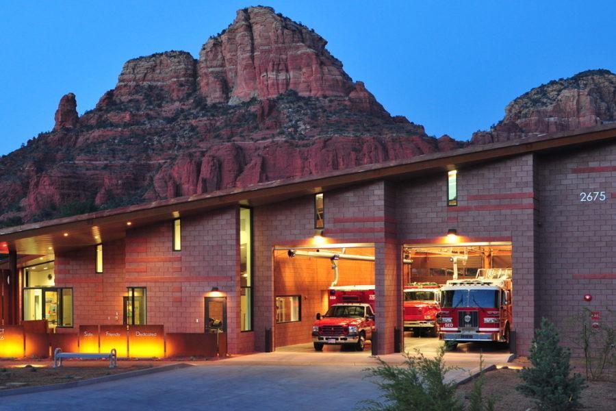 Sedona Fire Station #6